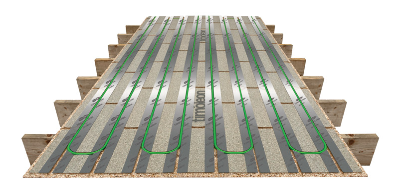 Timoleon Toronfloor System Underfloor Heating